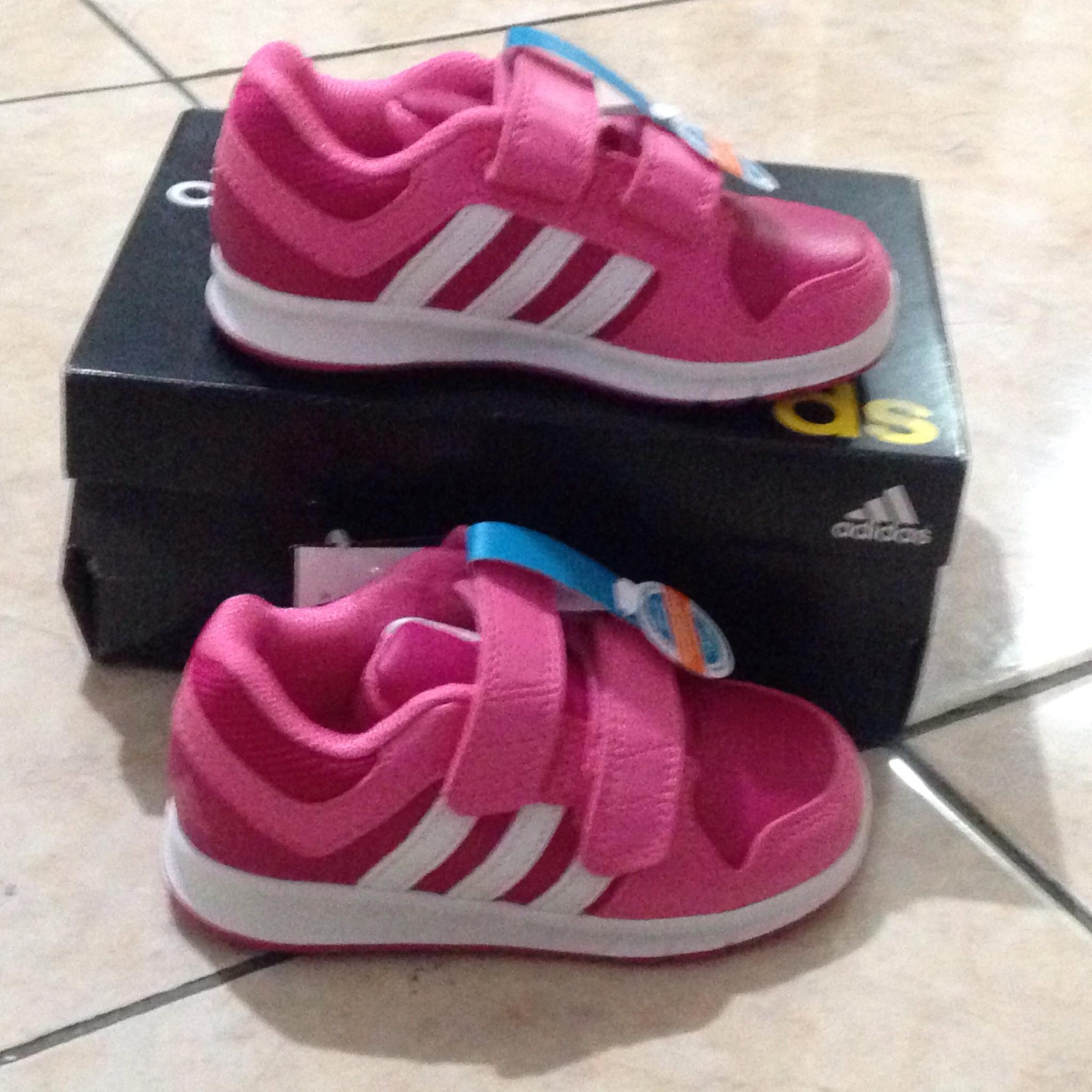 Jual Adidas Lk Trainer Infant Pink With Ortholite Size 25 Sepatu Spatu Anak Kets Sportsite Tokopedia