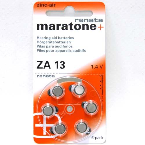 Baterai Alat Bantu Dengar Hearing Aid Battery Za675 1 45v 6 Pcs harga baterai alat bantu