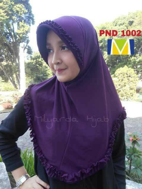 kerudung / jilbab modern / hijab syari
