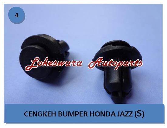 Klip Bemper Grill - Honda Jazz - Freed - Brio