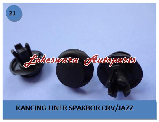 Liner Spakbor - Honda CRV - Jazz