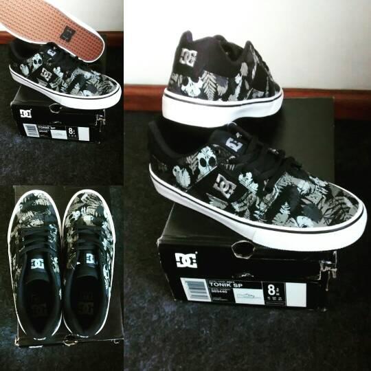 Jual Sepatu DC Tonik SP BLCH - Wahyu Mahendra Shop  7ffb19ec23