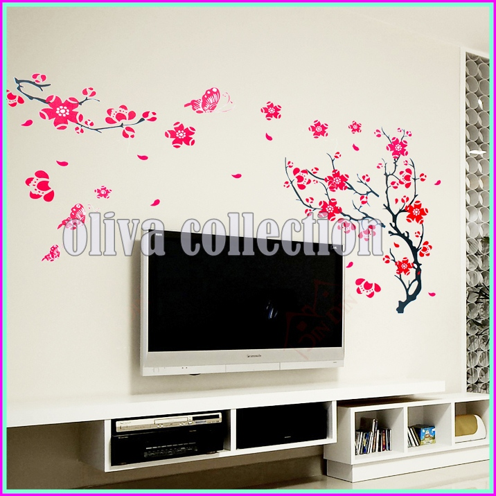 jual jual wall sticker korea ( wall sticker murah