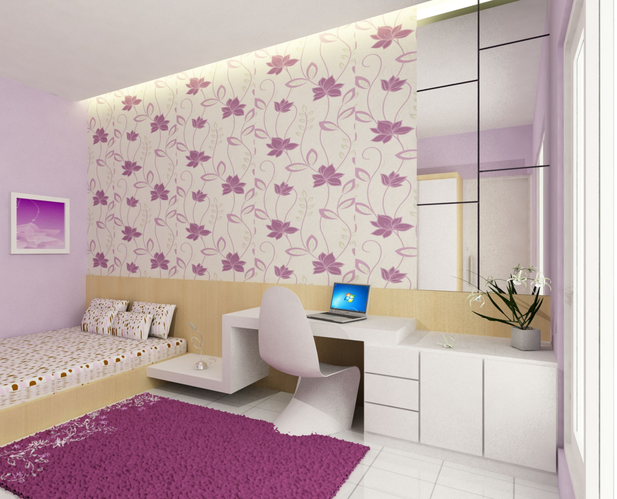 jual custom furniture kamar set anak kamar anak custom