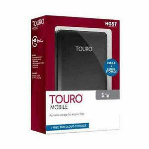 Jual Hardisk External HGST Hitachi Touro Mobile 1 TB USB 3