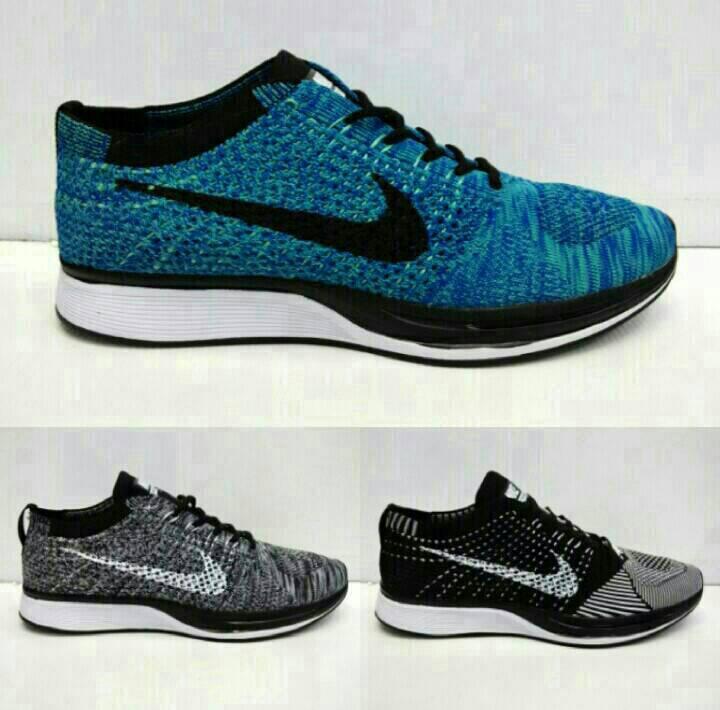... Sepatu Nike Flyknit Racer (Premium HQ) ... 9aca51e71f