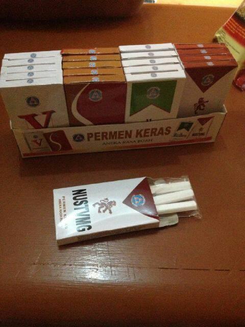 Jual Permen Rokok Jadul