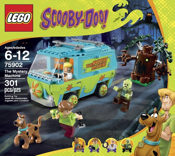 75902 the mystery machine