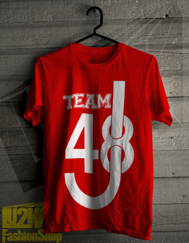 JKT 48 TEAM J 48 KAOS DISTRO JAKARTA non official L2K - 33