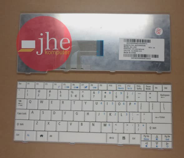 Jual Keyboard ACER Aspire One 531h 751h P531h A110 D150