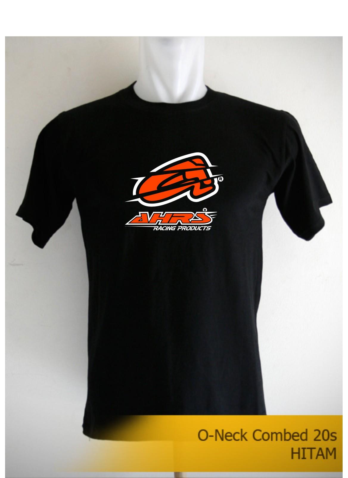 Jual Kaos Oblong - T Shirt AHRS Astra Honda Racing - TanaUgiCom  a1399459f6