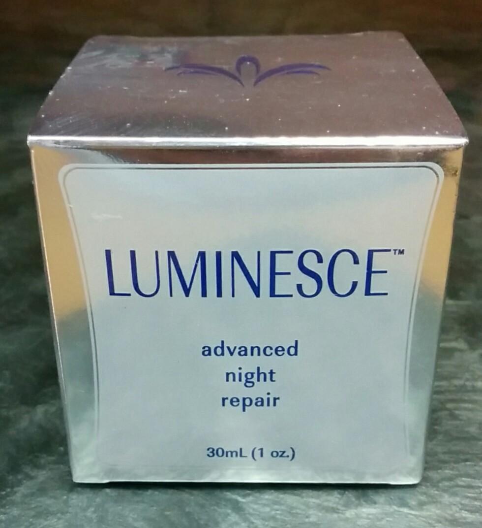 Luminesce Advance Repair Night Cream