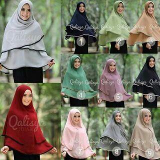 Kerudung / Hijab / Khimar Alia