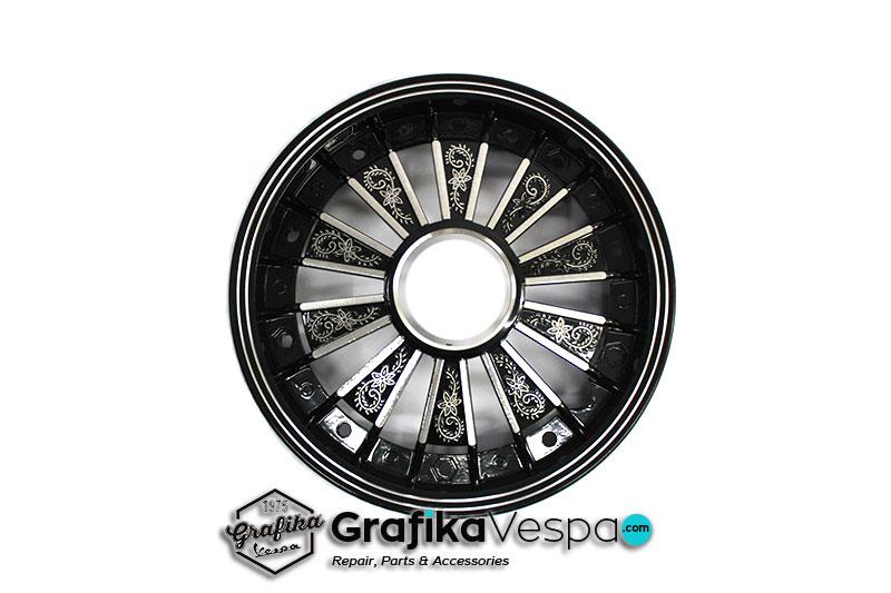 Velg Blower Almunium Ring 10 Vespa Sprint PX Excel Spartan PTS Corsa