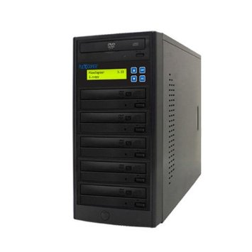 Plexcopier Duplicator CD/DVD 1-5