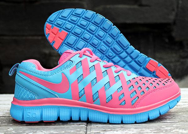 Jual Sepatur Runing Nike Free Run 5.0 Women (sepatu jalan a75a499d7