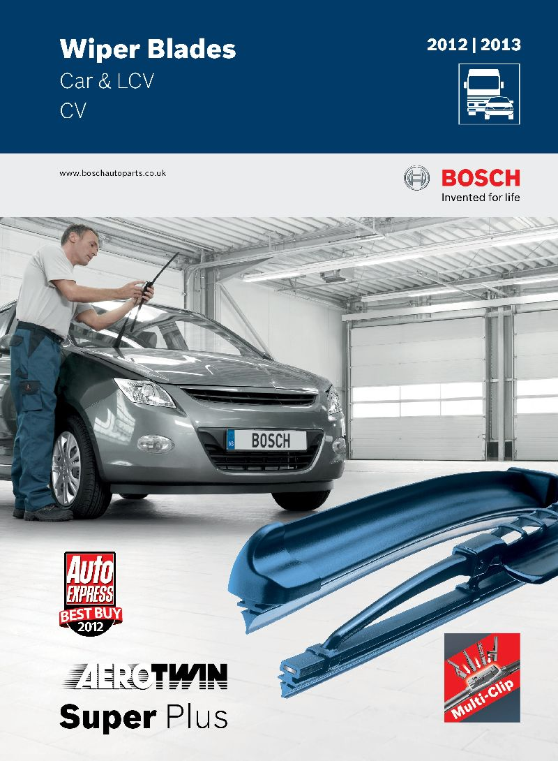 WIPER BLADE HONDA JAZZ