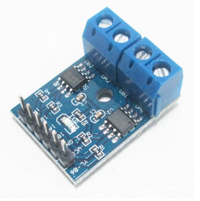 Jual l s dual motor driver controller board h bridge