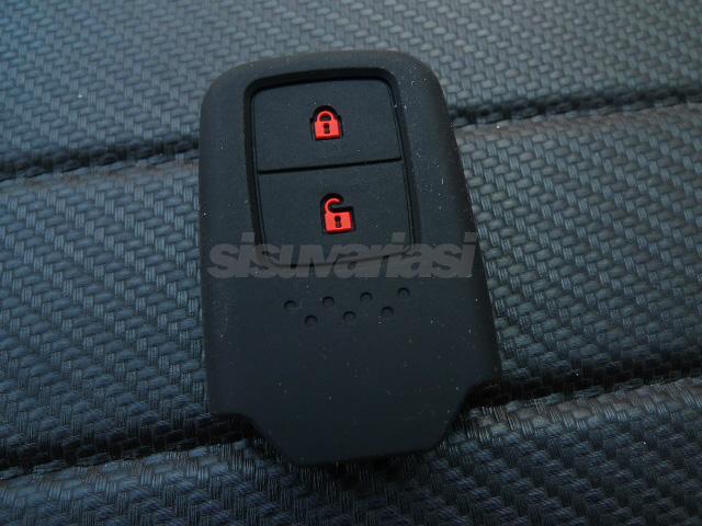Cover Kunci / Cover Key Silikon Honda All New Jazz 2014 Hitam