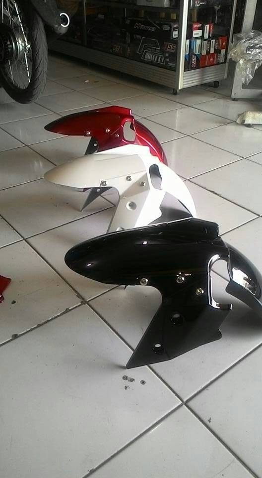 Harga SPAKBOR DEPAN Model NINJA ZX250FI ABS No Coak PNP Semua Motor