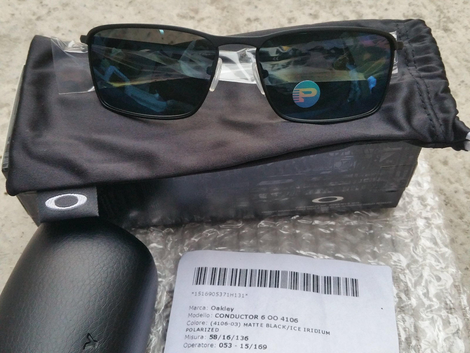 5ddaa91e8ff Jual Box Kacamata Oakley Polarized « One More Soul