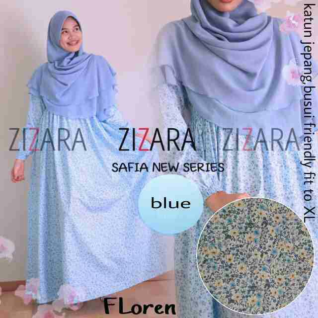 GRANDE HIJAB SOLO: SAFIA ZIZARA NEW SERIES DRESS /MAXY /MAXI