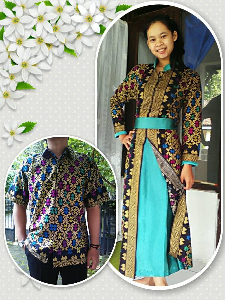 Baju Gamis Yogyakarta