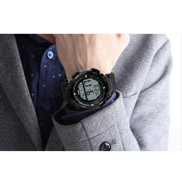 Jam tangan pria SKMEI Pioneer Sport Watch Water Resistant 50m - DG1067