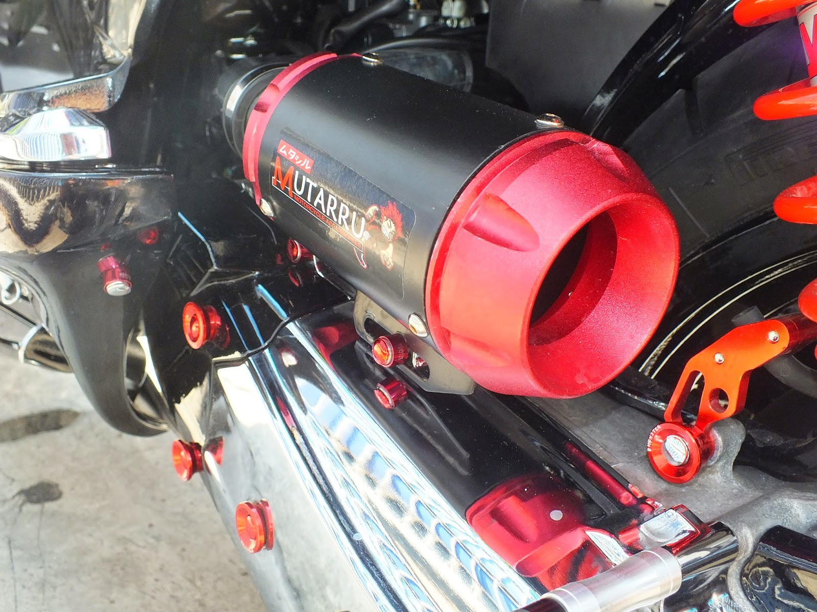 Modifikasi Filter Udara Vario 125 Kumpulan Modifikasi Motor Vario
