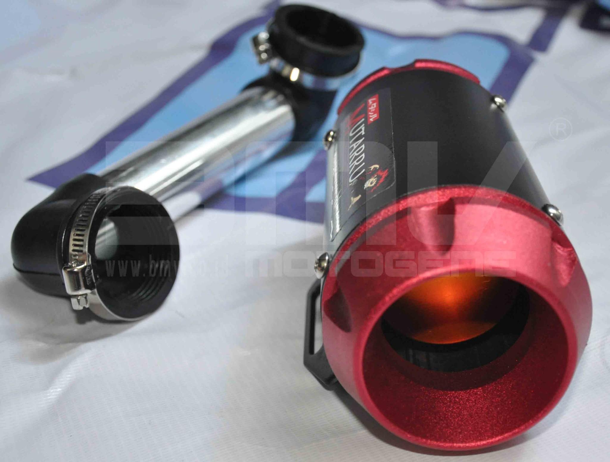 Modifikasi Filter Udara Motor Matic Kawan Modifikasi