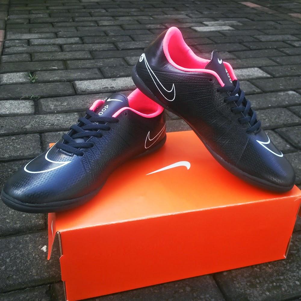 Jual Sepatu Futsal Nike Mercurial Vapor X superfly Hitam