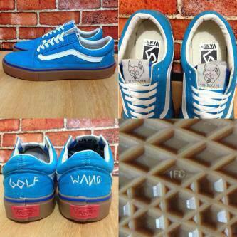 Sepatu Vans Golf Wang Ladies
