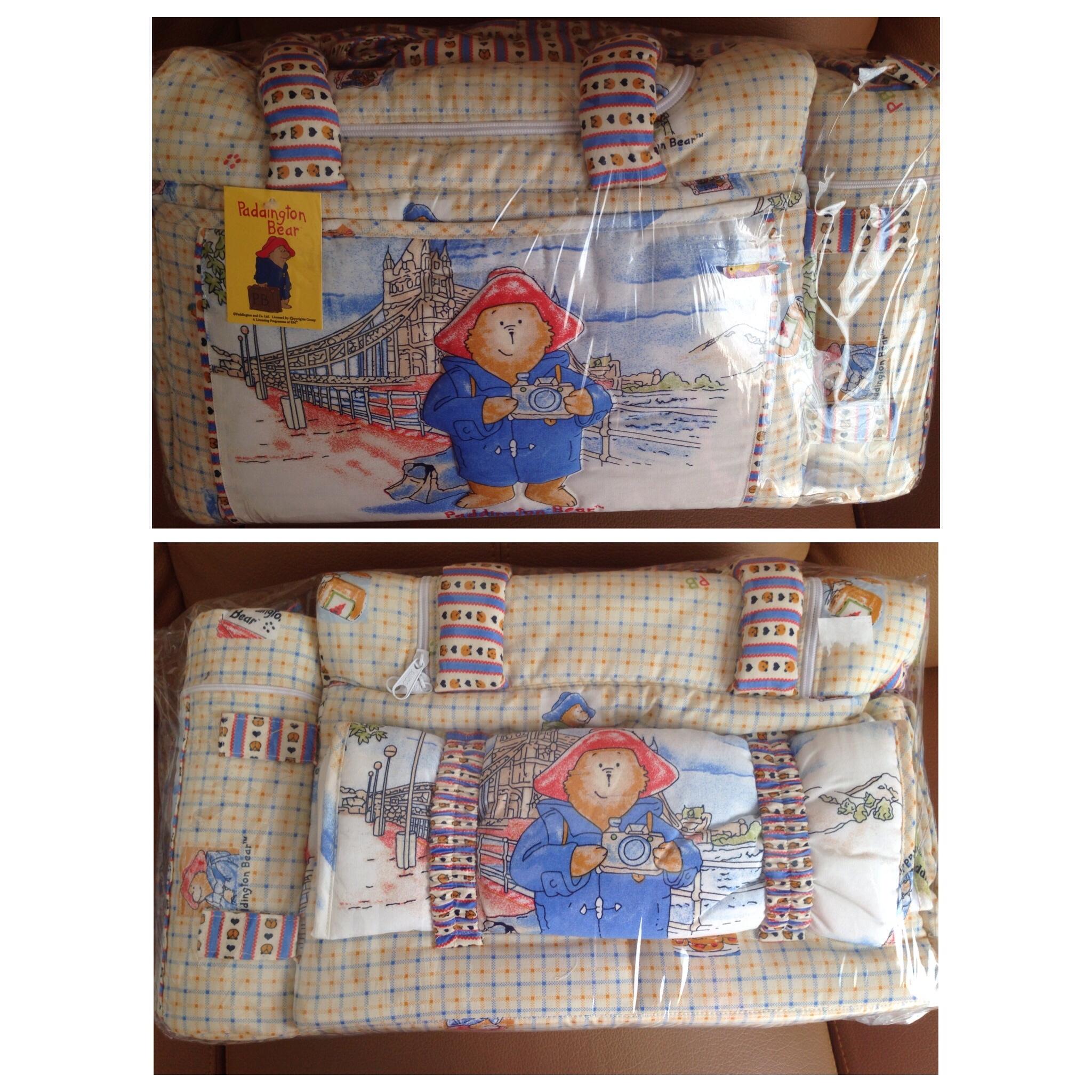 harga Baby bag - paddington bear Tokopedia.com