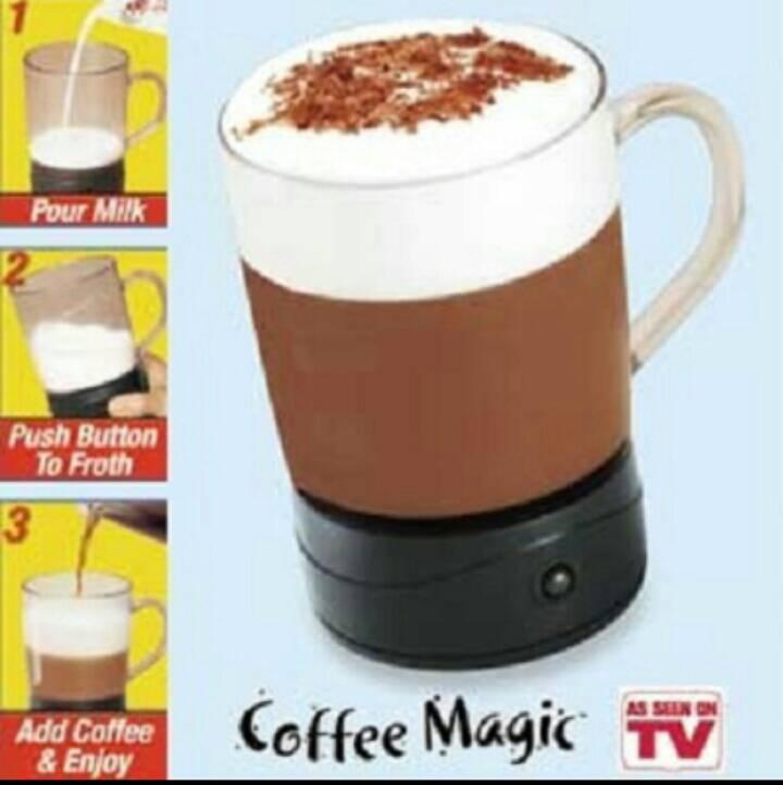 harga ( NEW ) COFFE MAGIC MAKER Tokopedia.com