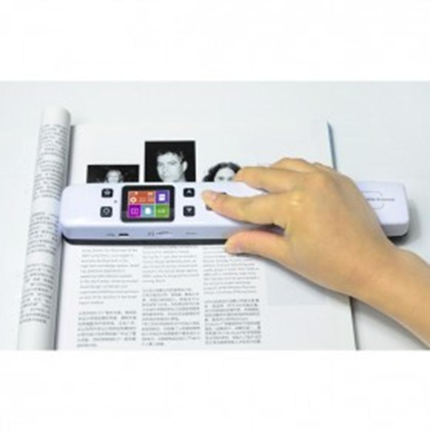 Ручной сканер документов 5 фотография