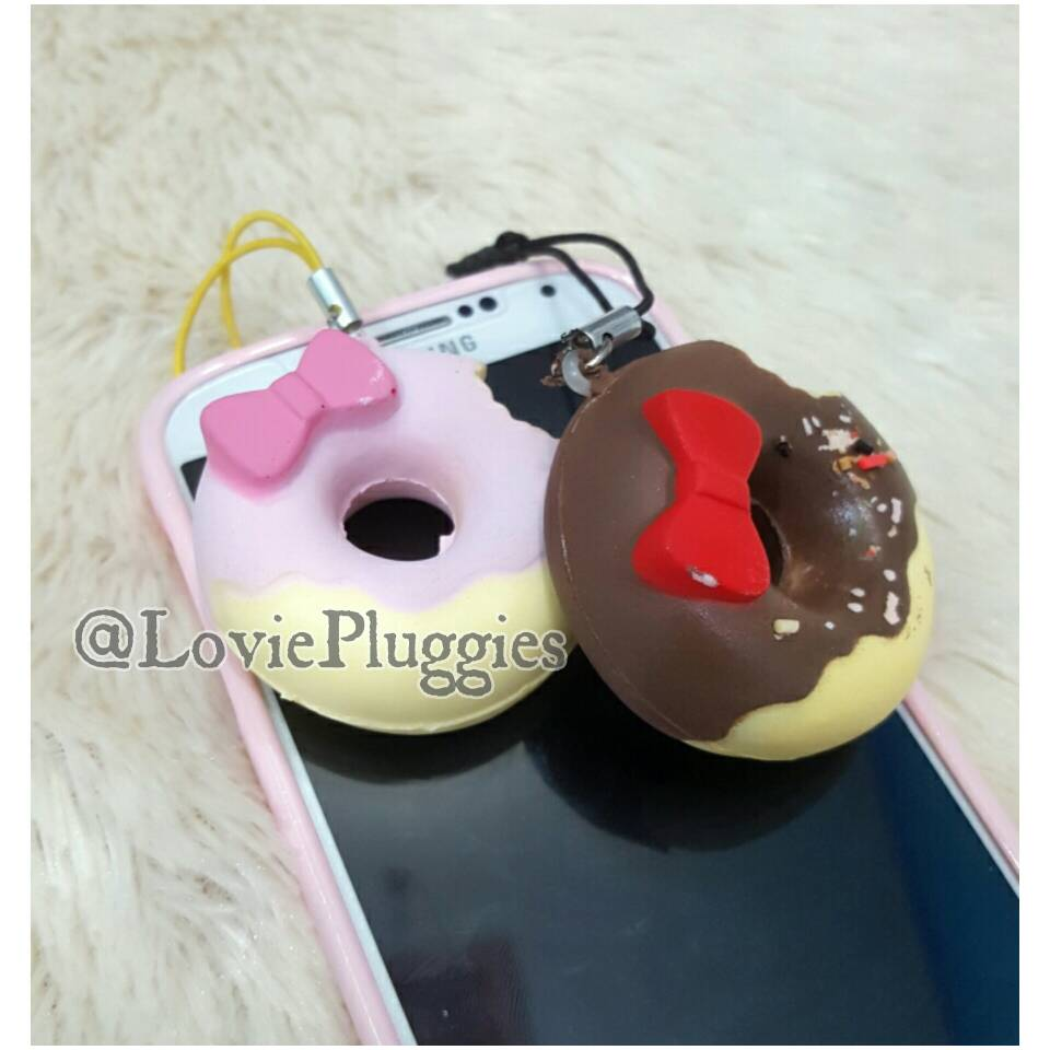 PLuggy Dustplug Earplug Donat