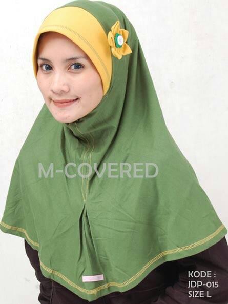 M-Covered Jilbab Remaja Dewasa/Hijab modis/Bergo/Kerudung