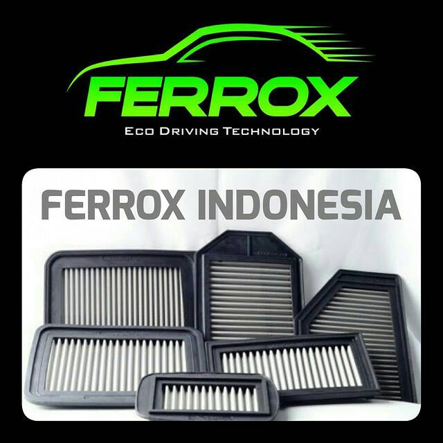 FERROX AIR FILERS MOBIL SUZUKI SUPER CARRY 1.0L 1992 - 1999