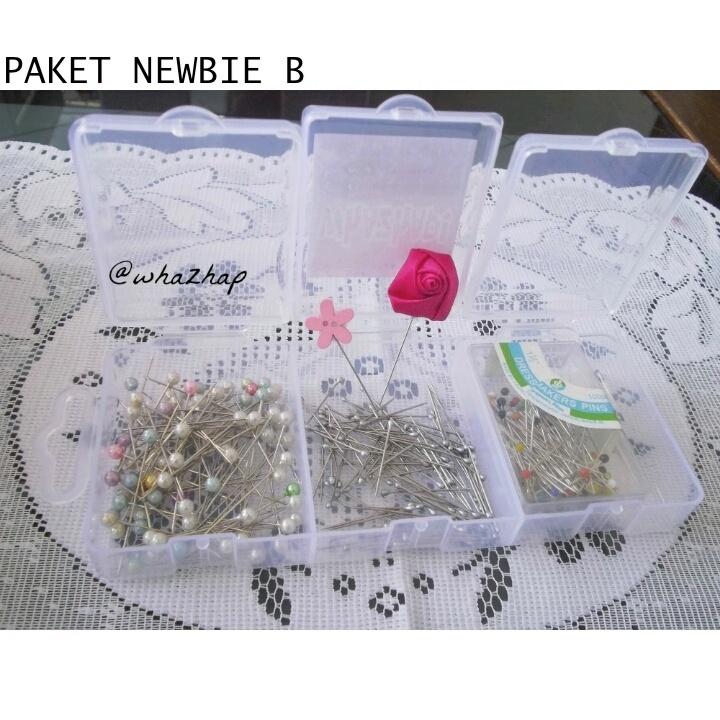 Paket Jarum Hijab Newbie B
