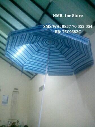 Payung Tenda Jualan PKL, Stand, Cafe diameter 200cm