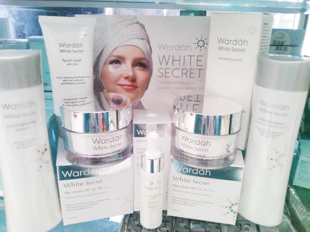 Jual Wardah White Secret Series Paket Hemat - Wardah Store ...