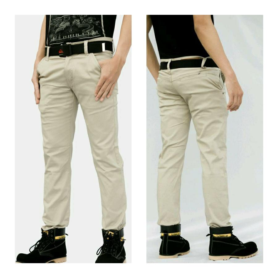 Sleepwalking Celana Chino Panjang Pria Cream7 Harga Terkini Jeans Pendek Bioblitz Ard Cream