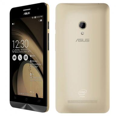 Jual Asus Zenfone 4C ZC451CG Gold