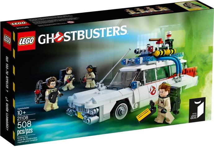 LEGO # 21108 CUUSOO GHOSTBUSTERS