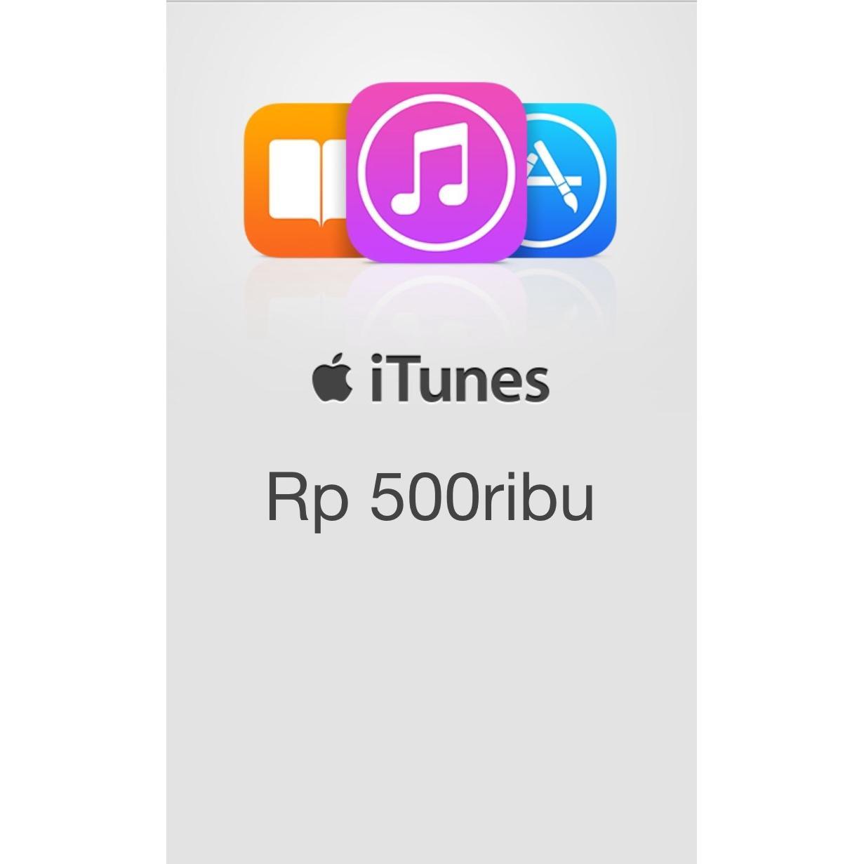 Apple Gift Card Indonesia Tokopedia Ideas Googleplay 100k Jual Itunes Rp 500 000 Cards