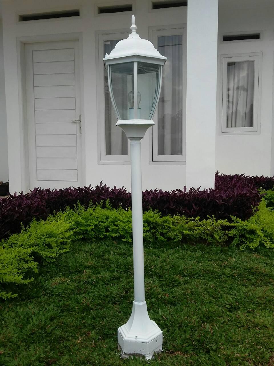 Cat Rumah Shabby - jual lampu taman garden lamp light shab chic vintage belum di 316630 3c5e30bc ff31 4bac 9d6b a2f75e3d311a