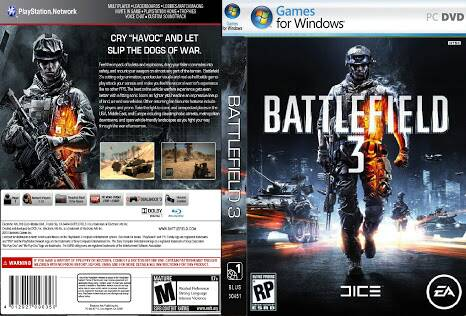 battlefield 3 crack and update only relo torrent