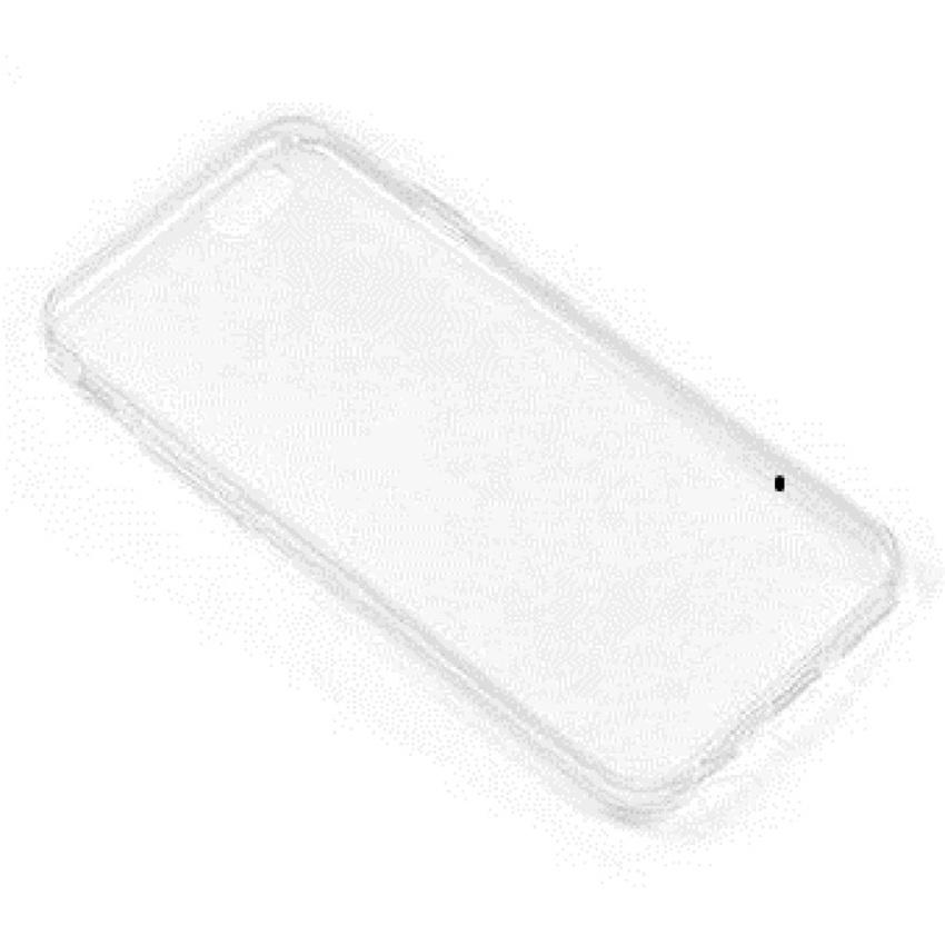 Primary Ultra Thin SILICONE Tranparan Case - Samsung Galaxy S6 EDGE