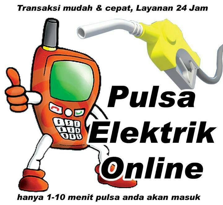 harga ISI ULANG PULSA MURAH ALL OPERATOR, BOLT, PLN, SEMUA NOMINAL Tokopedia.com