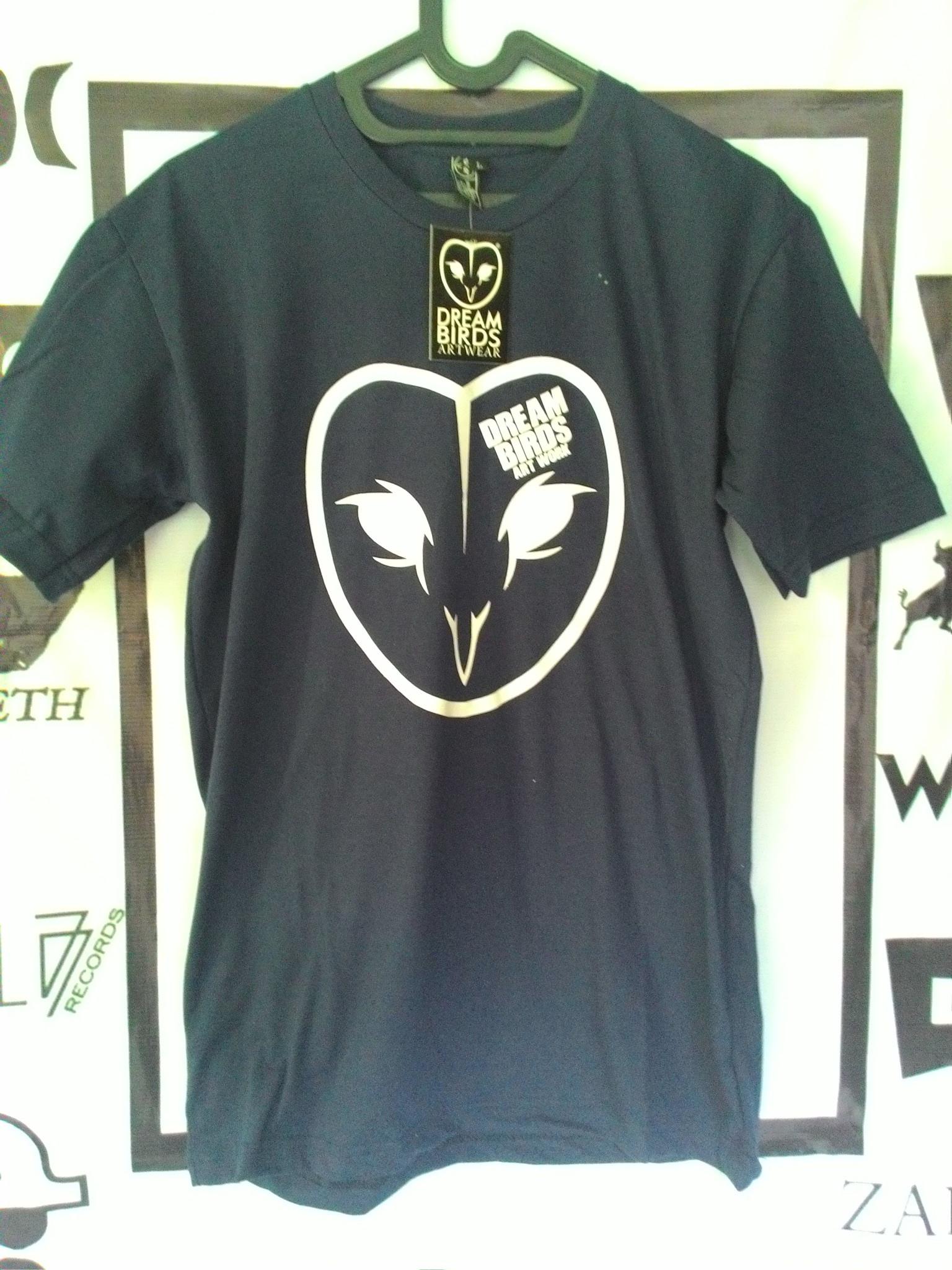 Jual baju kaos distro dreambird owl hitam dan putih jpg 1536x2048 Gambar baju  kaos putih hitam 976b171929